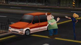araba park etme oyunu, kaza yapmadan park yapma oyunu - 2