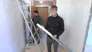 Видеоуроки по ремонту квартир.  Как сделать арку из гипсокартона