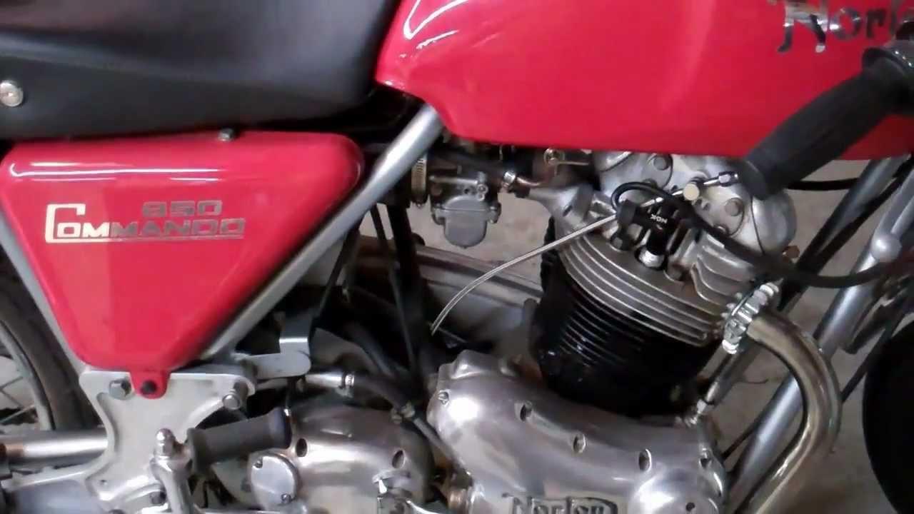 1974 Norton Commando 850 - Please Help! Mikuni or Amal Carburetors