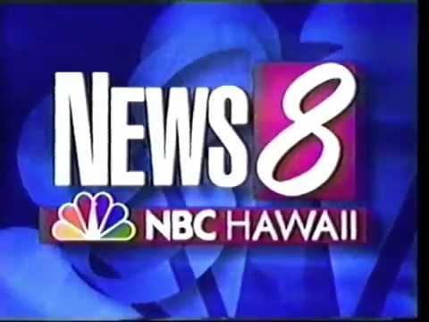 KHNL NBC Hawaii News 8 1996