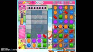 Candy Crush Level 597 help w/audio tips, hints, tricks
