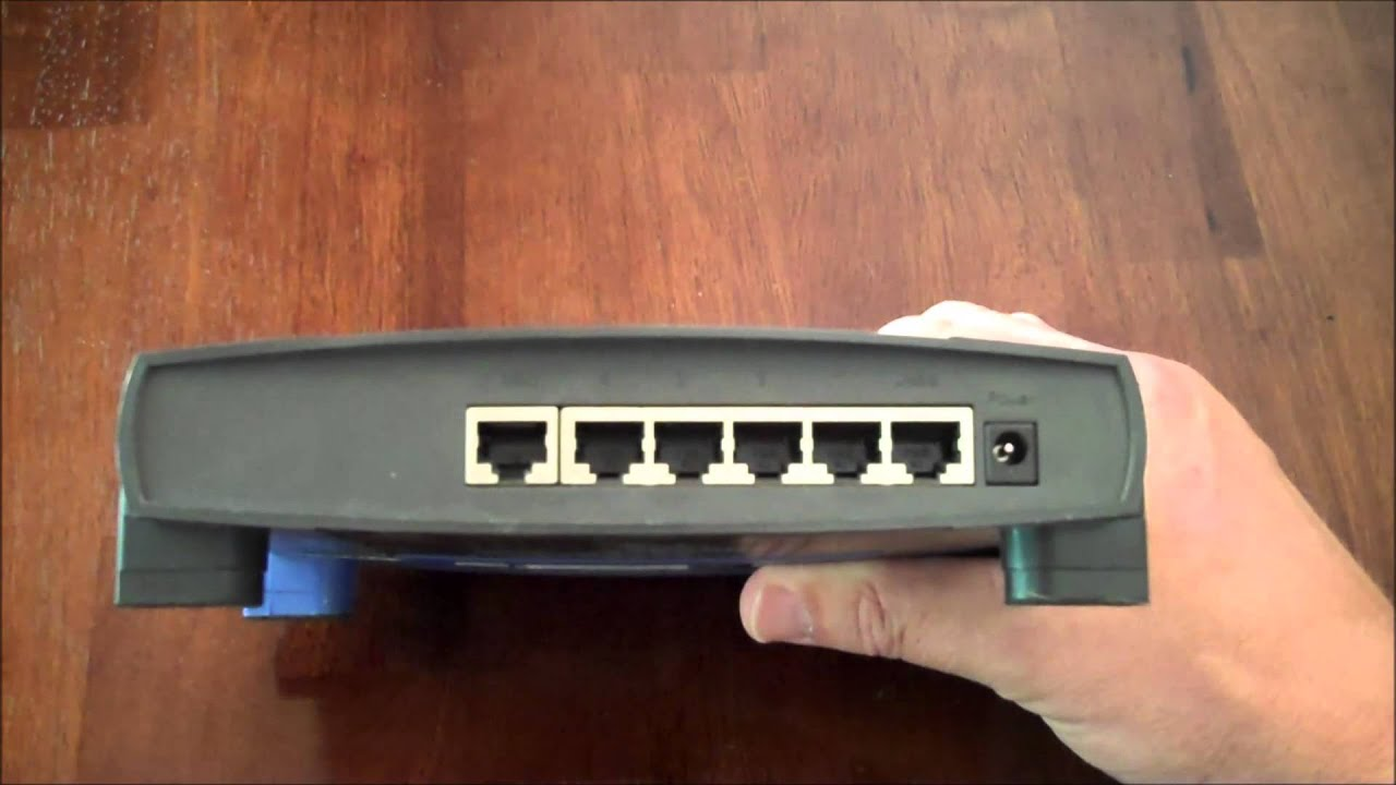How to connect a Switch to a Router to increase the number of ...