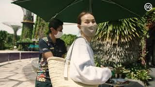 SingapoRE:커넥트 with 오지영 '두 번째 이야기' - 가든스 바이 더 베이에서 보낸 힐링 타임