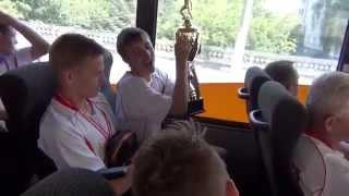 Upper Austria Cup 2014, Kirov team trip