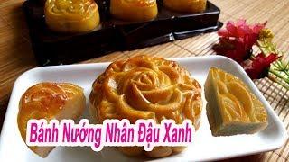 Bí Quyết Làm Bánh Nướng Đơn Giản Vàng Ươm Đón Tết Trung Thu | Góc Bếp Nhỏ