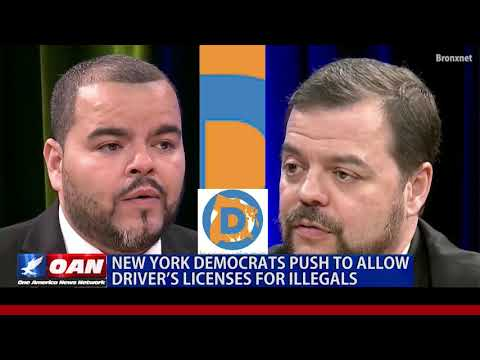 N.Y. Democrats push to allow driver's licenses for illegals
