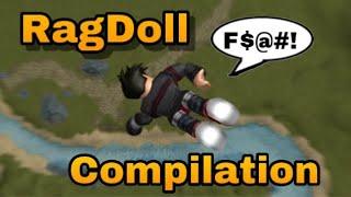 RAGDOLL ENGINE COMPILATION | ROBLOX