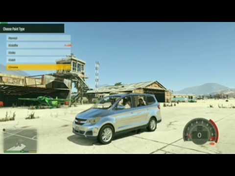 GTA V Chinese Car Hong Guang S Model Wuling