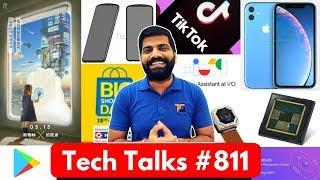 Tech Talks #811 - Samsung 64 MP Camera, TikTok No.1, Realme X, Zenfone 6, Google Assistant