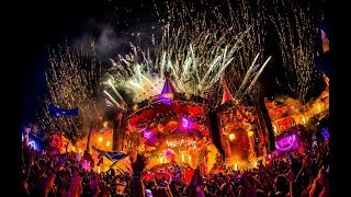 Cover images M83 - Midnight city (Alesso Remix) - Tomorrowland 2018