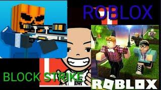 Roblox e block strike