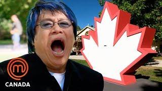 Celebratory Feast For New Canadian Citizens | MasterChef Canada | MasterChef