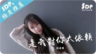 劉增瞳 - 是我對你太依賴「高音質 x 動態歌詞 Lyrics」♪ SDPMusic ♪