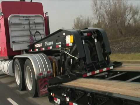 Fifth Wheel To Gooseneck Hitch >> Towmaster Titanium Instruction Video - YouTube