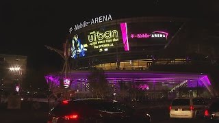 UPDATE: Stress test for T-Mobile arena