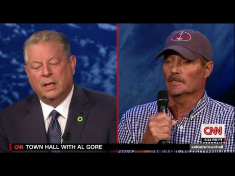 Climate Huckster Al Gore Utterly Embarrassed, Can