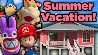 Baby Mario's Summer Vacation