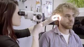 Microsuction at Tripp Hearing