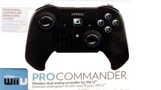 Pro Commander for Wii U - Review