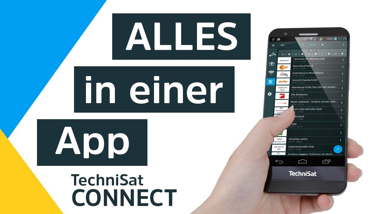 Video: CONNECT | Alles in einer App | TechniSat