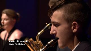 Pedro Iturralde - Suite Hellenique For Saxophone Quartet
