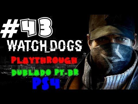"""3 Últimas torres ctOS, bem mais legais, e """"armando um bug"""" - Watch Dogs Playthrough PS4 #43"""