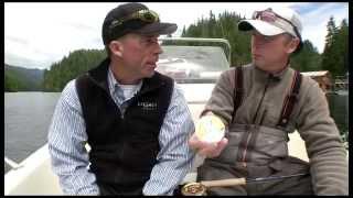 Flyfishing Inshore Salmon