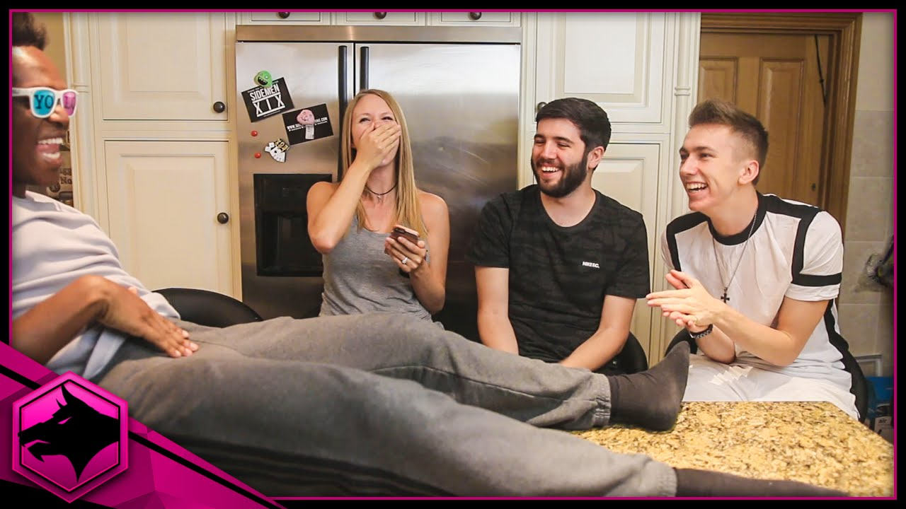 Reading Perverted Comments W The Sidemen - Youtube-8604