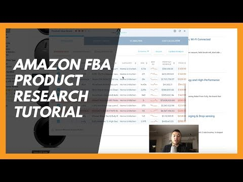 Amazon FBA Private Label Product Research | Think outside the box!