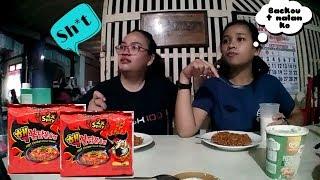 CHALLENGE 1: Spicy Chicken Noodle