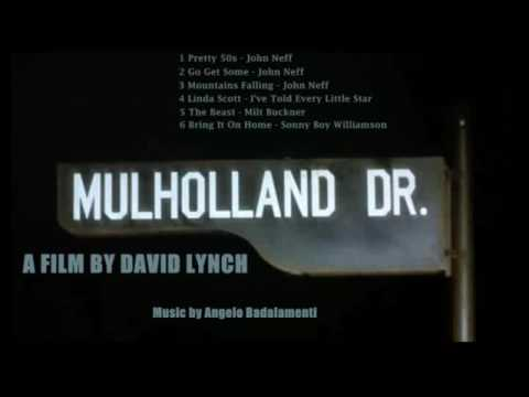 Angelo Badalamenti - Mulholland Drive [Six Tracks]