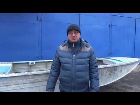 Мотолодка Воронеж - ремонт