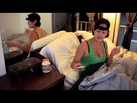 """Gaby Calderon - """"The Aurora headband"""", promete que puede  tomar el control de los sueños"""