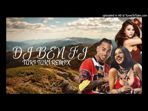 DJ BEN FJ X  TAKI TAKI Remix (IKO NICE)