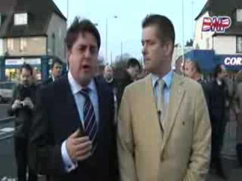 Vote BNP -- Message from Richard Barnbrook and Chairman Nick Griffin MEP