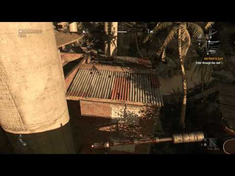 Dying Light Mother S Day How To Get Inside Gazi S House