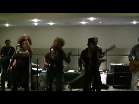 Dance to the Music - Sly & The Family Stone cover