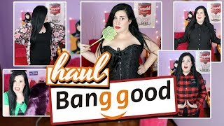 HAUL Ropa CHINA BANGGOOD con Try on | Moda 2017 Low Cost para Tallas grandes
