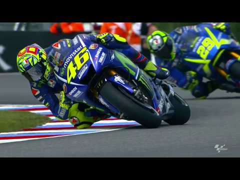 Lean to go faster: How to ride a MotoGP bike