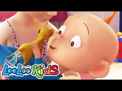 Hush, Little Baby - THE BEST Songs for Children | LooLoo Kids