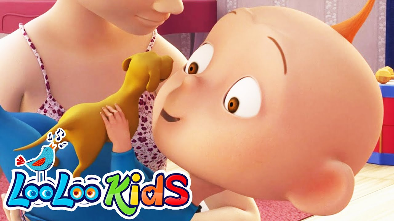 Hush, Little Baby 👶 Lullaby for KIDS  | LooLoo Kids