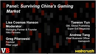 GB Summit 2019 Day 2 - Boss Stage | Surviving China's Gaming Market