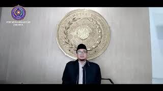 Tiga Wasiat Rasulullah SAW Oleh Ustadz Andri Gunawan S.Ag, M.Phil