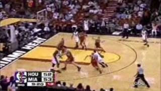 Dwyane Wade 30pts Vs Tracy Mcgrady 28pts 04/05 NBA T-MAC **SICK Reverse-Layup