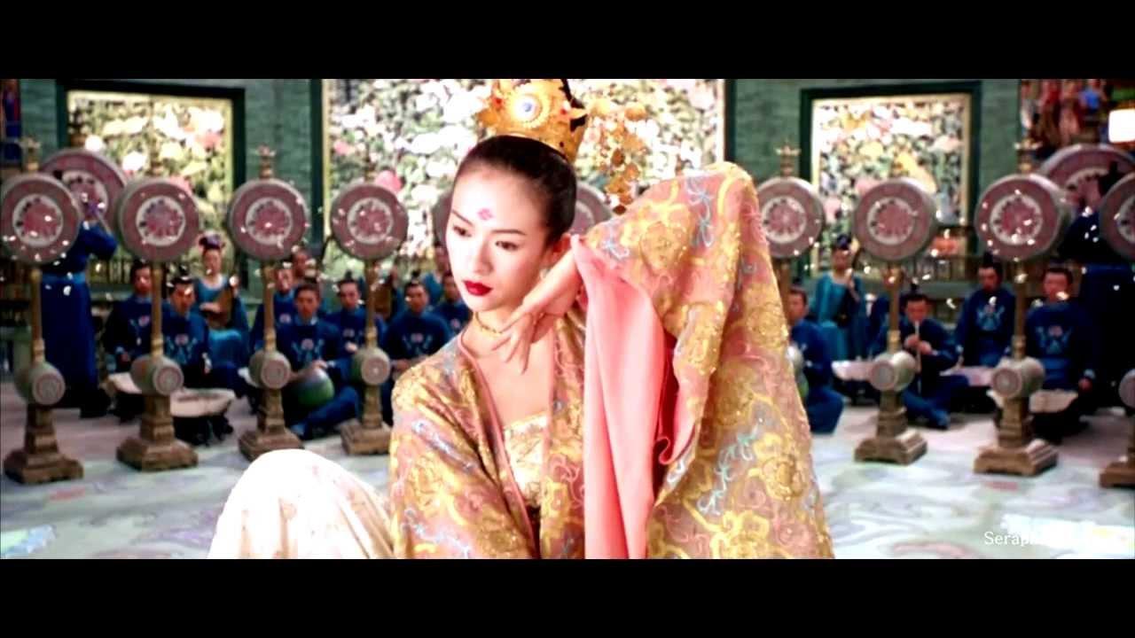 Ziyi Zhang - House of ... House Of Flying Daggers Zhang Ziyi