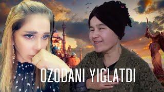 Ozoda Nursaidovani Ko'zi Ojiz Muqaddas Raxmonova Yiglatib Yubordi ! (Offcial Channel 2020)