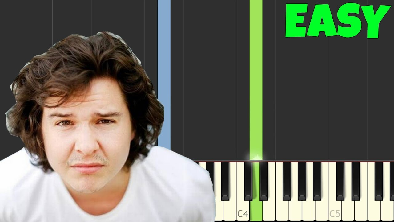 7 Years - Lukas Graham [Easy Piano Tutorial] (Synthesia/Sheet Music)