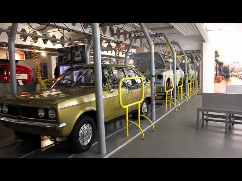 Coventry Transport Museum Promotional Video