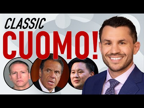 Cuomo Nursing Home Investigation, Derek Chauvin Trial, No Glory for Hate Act H.R. 484, Virus Crimes