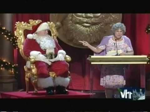 Mama on Larry the Cable Guy's Christmas Spectacular